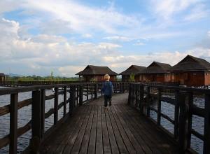Golden Island Cottages, Inle Lake, Myanmar