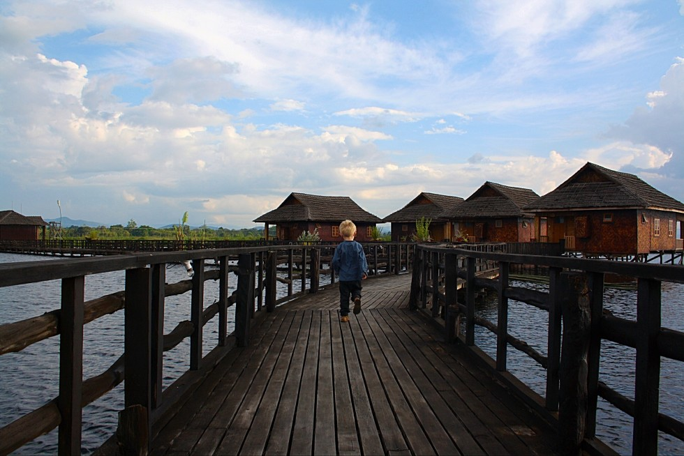 Golden Island Cottages, Inle Lake, Myanmar