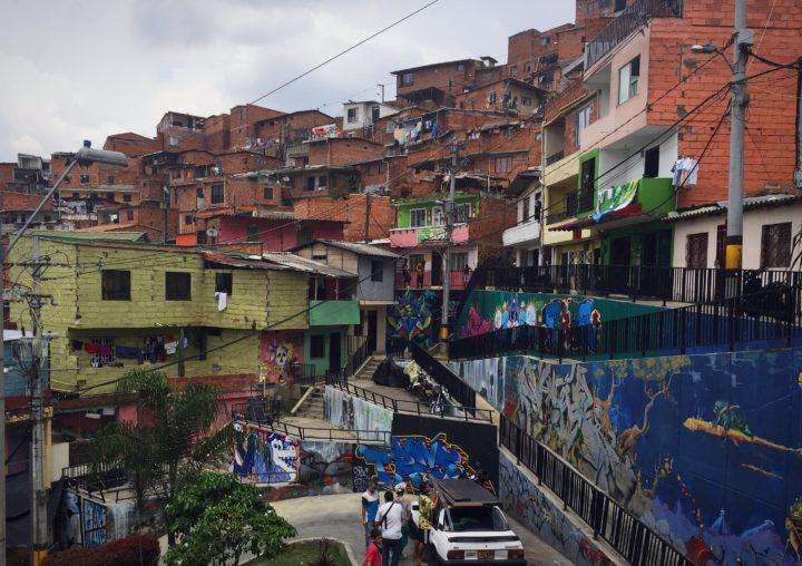 Medellin, Colombia, Comuna 13